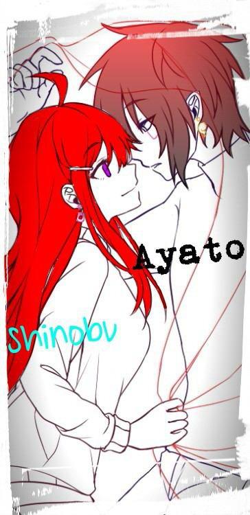 Shinobu et Ayato