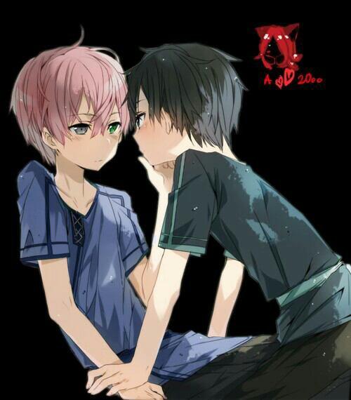 Gender bender : Nina X Shinobu