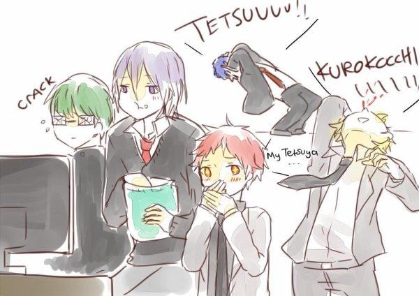 Qu'ont ils decouvèrent sur Tetsu' ?