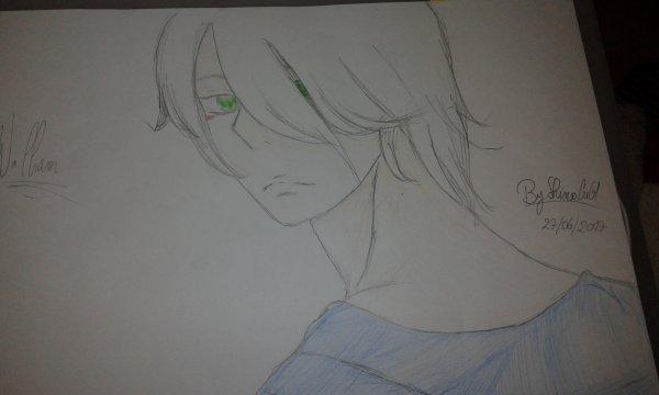 Un dessin fait comme ça .-.