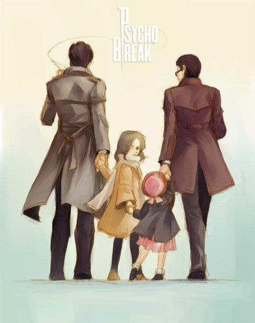 Petite famille (qui se réalisera pas ;^;)