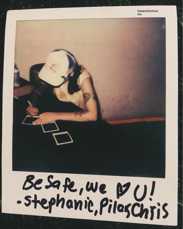 01/08/15 : Nouvelle photo de Melanie postée sur instagram !
