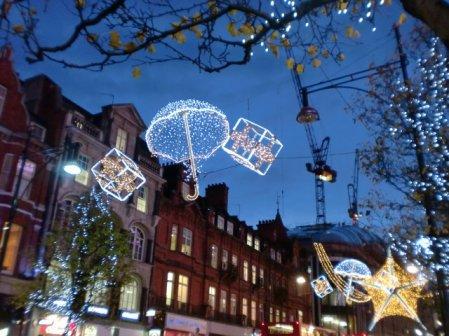 A wonderful trip in London (1)