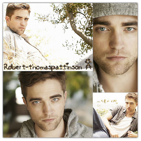 . 21 Juin 2010 - Nouveau photoshoot pour Rob'... j'aime :D..