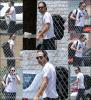09/07/13:            Robert se dirigeant vers un studio dans LA.    Nouveau projet en vu?