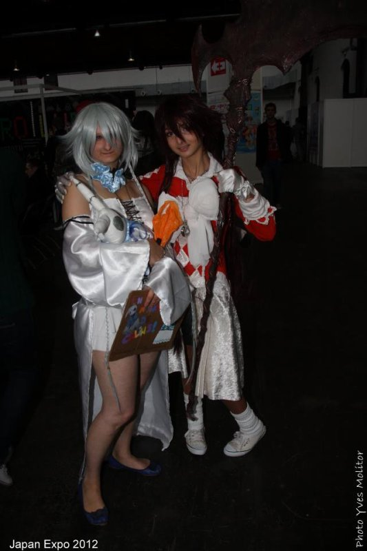 projet cosplay