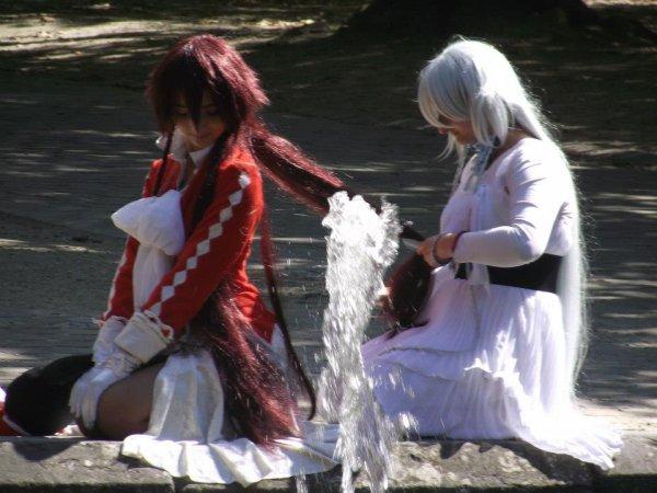 Sortie cosplay