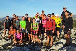 L'ASPTT Athlétisme sur Routes et Sentiers – WE 15-16 Octobre