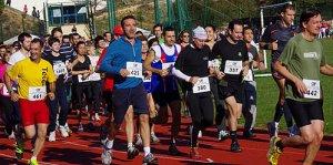 Courir pour le Téléthon 2011 – Sophia Antipolis