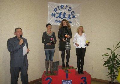 Challenge Spiridon 2011 – Victoire de Corinne Laudicina