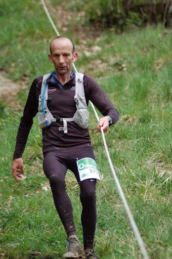 Podium Masculin au Trail des Citadelles 2012 (40 km) – Lavelanet (Ariège)