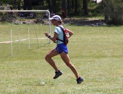 Courses de La Colmiane 2012 – Victoire Trail pour Nathalie Saupagna et Podiums Route