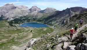 Grande Traversée des Mélèzes du Mercantour 2012 (Val d'Allos) – Podium ASPTT Nice