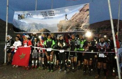 Ultra-Trail Atlas Toubkal 2012 – Maroc (4 et 5 octobre)