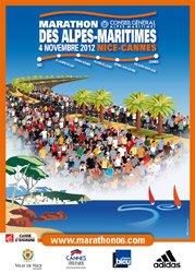 Marathon Nice-Cannes – Jocelyne Vice-championne de France de Marathon 2012 (V3F)