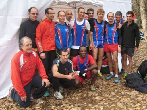 Régionaux de Cross 2013 – Titres de Champions pour les Vétérans de l'ASPTT Nice
