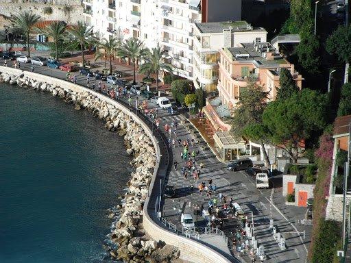 La Course du Soleil 2013 (Nice / Monaco) - Podium Féminin pour l'ASPTT Nice