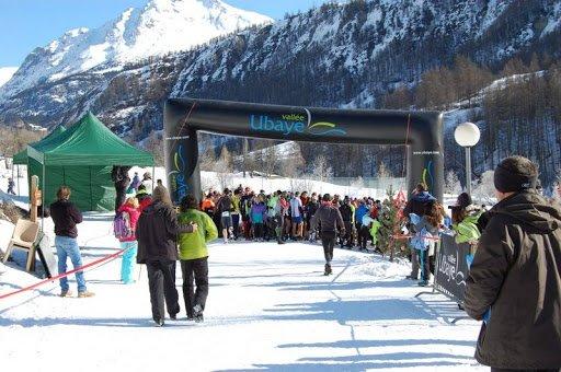 Snow Trail Ubaye Salomon 2013 - Podiums ASPTT Nice