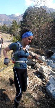 Trail des Contreforts de Piolit (05) - Victoire d'Amandine