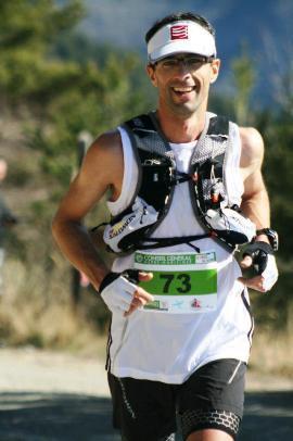 Trail de Moulinet 2013 – La victoire pour Olivier et le podium V2 pour Jean-Mi