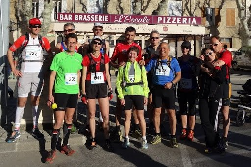 Trail Drôme - Lafuma (Trail Tour National) – Podiums pour Nathalie, Jany et Corinne