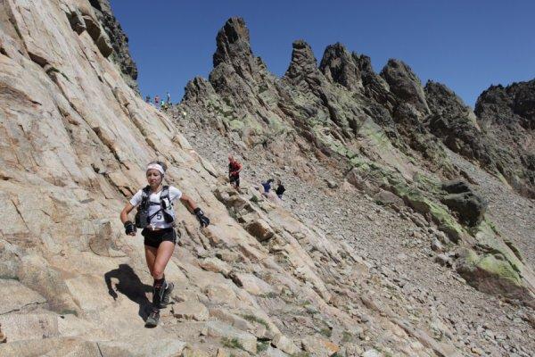 Restonica Trail 2013 (Corte - Haute-Corse) - Ju dans le top 10 !