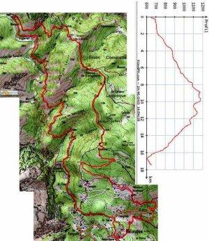 Trail Gaudissart 2013 (Pélasque)