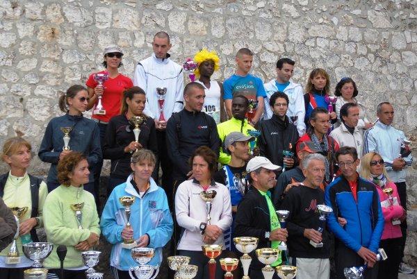 Grand Prix de Gairaut 2013 (Nice) – Podiums pour Diana, Michele et Valérie