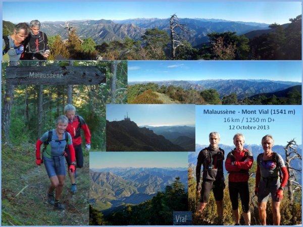 Sorties Trail - Mont Vial, Madone d'Utelle...