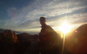 Sur les sentiers de l'Estérel…en compagnie d'un médaillé de bronze des France de Trail