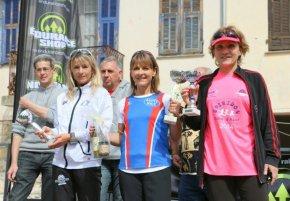 12 Bornes de Gorbio 2014 - Le podium V2 pour Michele