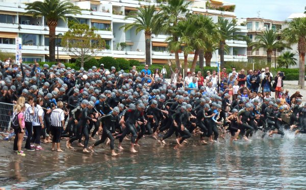 L'ASPTT Nice au Triathlon de Saint-Laurent du Var 2014