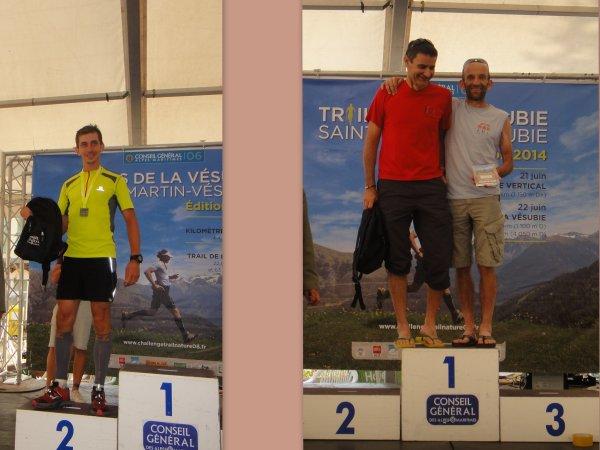 Régionaux de Trail 2014 - Olivier Darney et Fred Gayol…Champions !