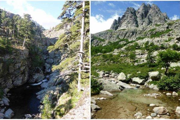 Ultra Trail di Corsica / Restonica Trail 2014 (Corte), sommets de la difficulté technique!