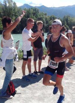 Embrunman 2014 (Triathlon d'Embrun - 05) - Belle performance de Benoit Outters