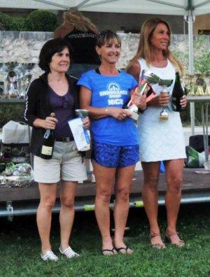 Corrida de Valbonne 2014 - Michele Simoncelli en haut du podium V2