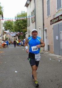 L'ASPTT Nice aux Foulées Néoulaises 2014 - Néoules (83)