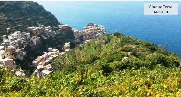 L'ASPTT Nice au « Trail delle Cinque Terre » 2014 – Golfo dei Poeti (La Spezia - Italie)
