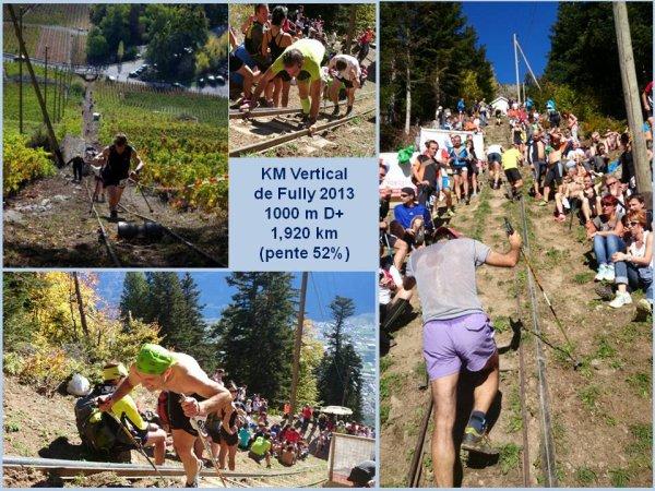 """Fully 2014 (Suisse), un Kilomètre Vertical """"de Folie"""""""