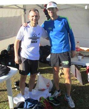 Régionaux de Cross 2015 – Le titre de Champion Vétéran par Equipe pour l'ASPTT Nice Olivier Darney 3ème Vétéran