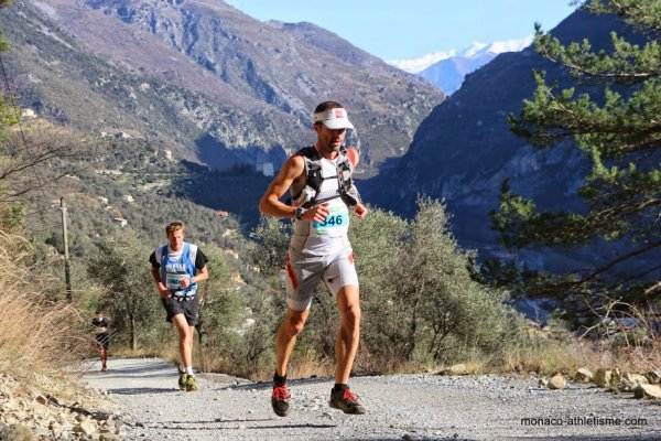 Trail des Merveilles 2015 – Guillaume Abry 3ème du 26km, Olivier Darney 2ème du 17km Bérengère Motte 2ème Féminine du 26 km