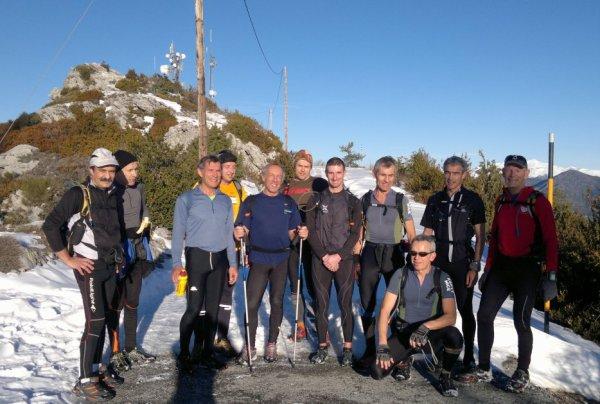"Sortie Trail (samedi 9 mai) - Reco officielle de la ""Verticale Haut Vial"""