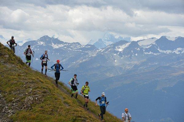 Parcours de l'Ultra Trail du Mont-Blanc (UTMB) - Reco du 11 au 13 Juillet