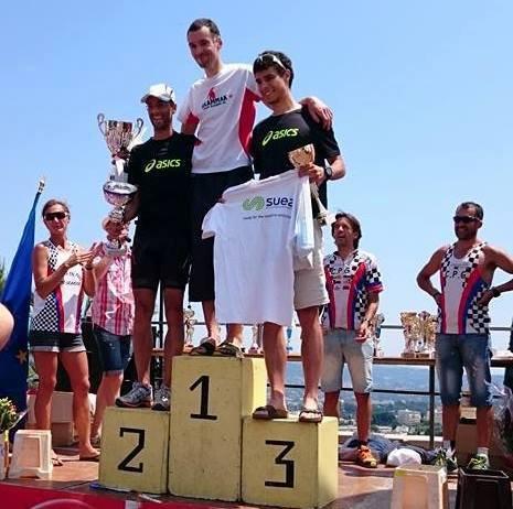 Trail du Pays de Grasse 2015 – Olivier Darney 2ème Scratch sur 35 km