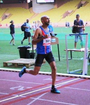 Championnats Régionaux d'Athlétisme - JB Champion Vétéran du 1500 m et du 5000 m