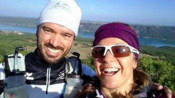 L'ASPTT Nice à l'Ultra Trail du Verdon 2015
