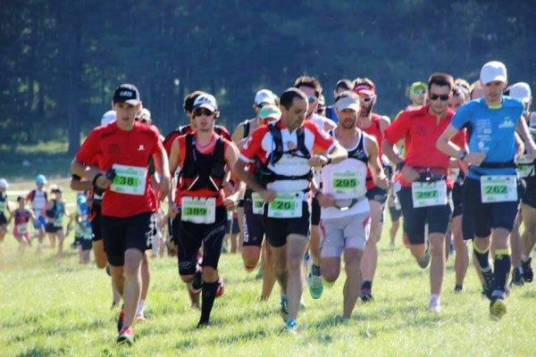 Trail de la Colmiane 2015 – Guillaume Abry 2ème scratch