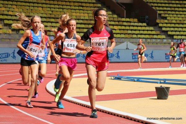 1000 m Herculis 2015 - Monaco