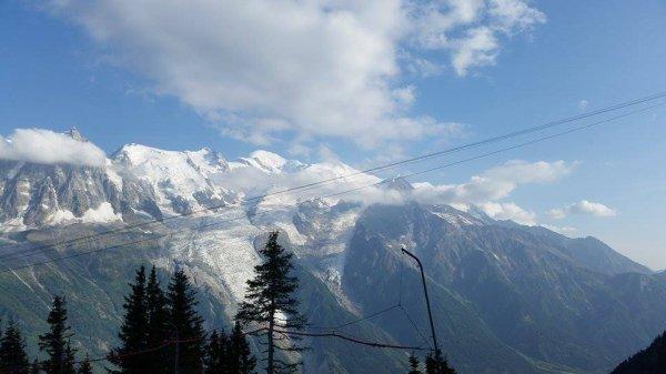Reco de l'UTMB 2015 (Ultra Trail du Mont-Blanc) - Première étape (1/3)