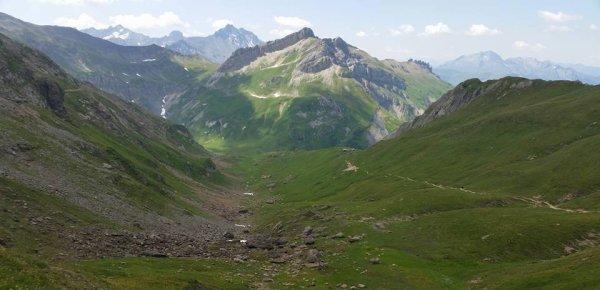 Reco de l'UTMB 2015 (Ultra Trail du Mont-Blanc) - Deuxième étape (2/3)